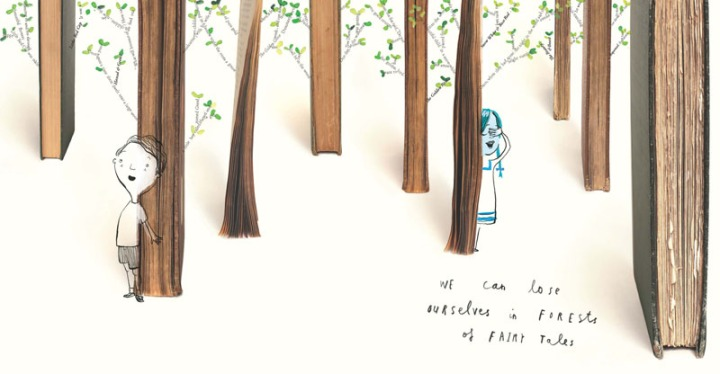 A Child of Books_Forest of Fairy Tales