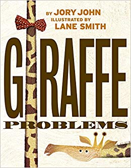 Giraffe Problems Cover